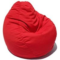 Amazon.com: Bean Bag Chair Color: China Red: Home & Kitchen