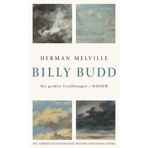 Cover Herman Melville, Billy Budd, Matrose. Die großen Erzählungen