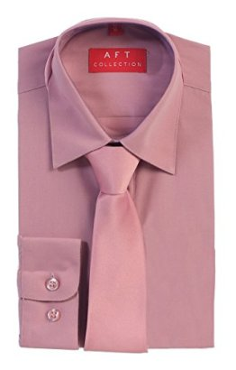 Aft-Collection-Boys-Solid-Long-Sleeve-Dress-Shirt-w-Matching-Tie