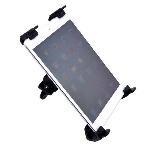 Music Microphone Stand Mount Holder For iPad 2 3 4 iPad mini Sam Tab Kindle Fire