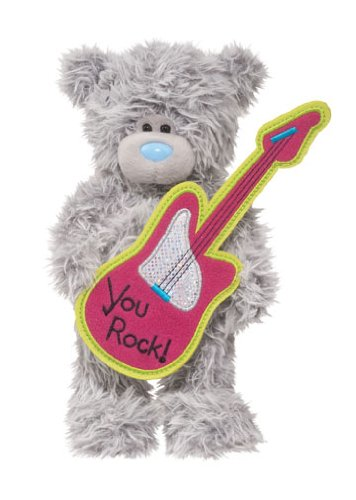 9'' Plush Tatty Teddy You Rock! Bear