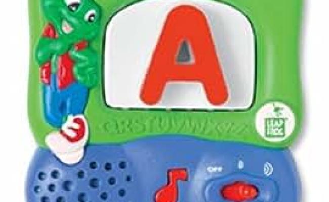 Amazon Leapfrog Fridge Phonics Magnetic Alphabet Set