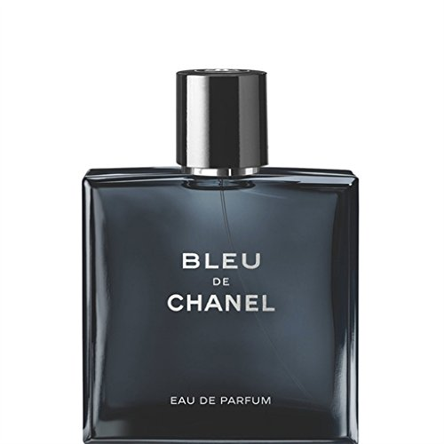 Bleu De_Chanel Eau De Parfum Pour Homme Spray 3.4 ounce new in box