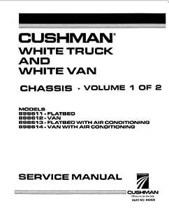 Amazon.com : EZGO 842826 1996-2006 Service Parts Manual