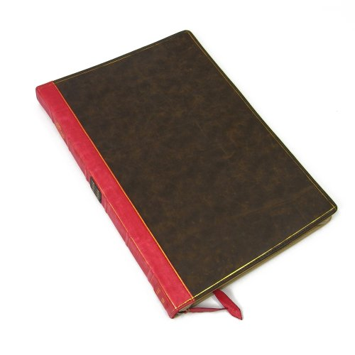 古い洋書のようなラップトップケース Bookbook for Macbook / Macbook Pro レッド 赤