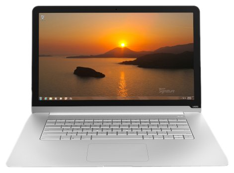 VIZIO Thin and Light CT15-A2 15.6-Inch Laptop