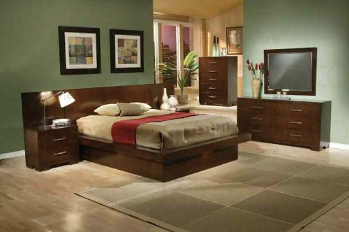 Daily Real Estate, Mortgage, Loans,(VIDEO Review) Coaster Headboard Box 1 Of 3-Light Cappuccino,