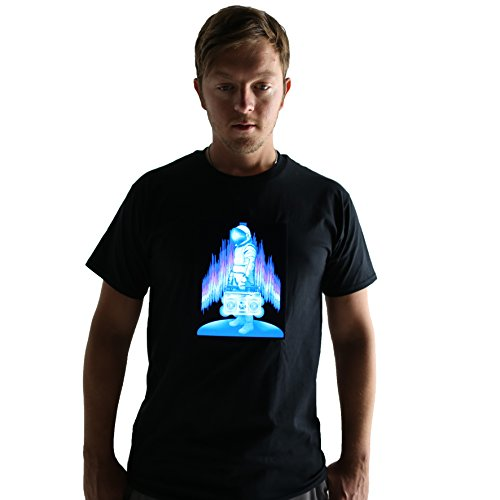 Sound Responsive Light up T-shirt