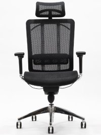 Aeron Chair Online: Future Office Chair with Headrest in