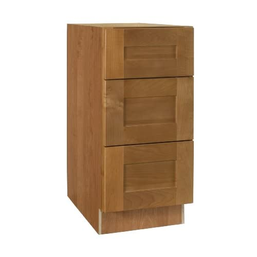 All Wood Cabinetry VBD12HCN Hawthorne Maple Cabinet 12