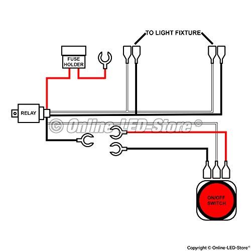 atv light bar wiring