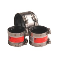 Mission Rubber P400 Band-Seal Specialty Coupling, 4-Inch ...