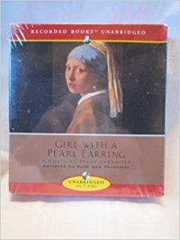 Girl With a Pearl Earring by Tracy Chevalier Unabridged