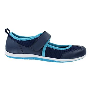 Vionic Ailie Womens Mary Jane Athletic Shoe Navy - 8