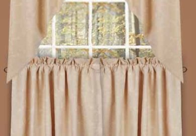 Country Curtain Design