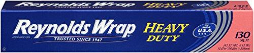 Reynolds Wrap Heavy Duty Foil, 130 Sq Ft