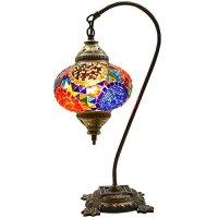 Table Lamp,Swan neck,Lamp Shade,Arabian Mosaic Lamps ...