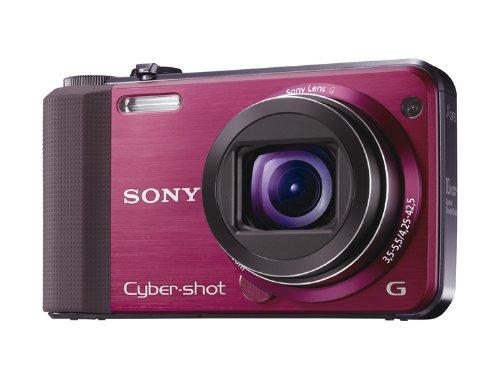 SONY デジタルカメラ Cybershot HX7V 1620万画素CMOS 光学x10 レッド DSC-HX7V/R