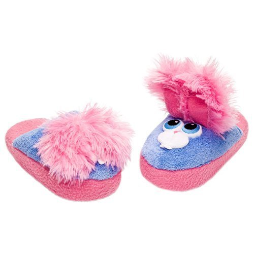 Stompeez Be-Bop Bunny Kids Slipper That Move