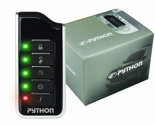 Python 533 2 Way Remote Start And Security And Keyless Entry Python