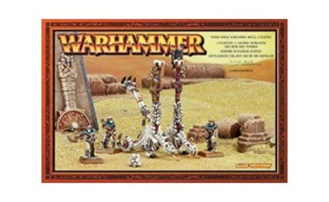 Amazon Games Workshop Tomb Kings Screaming Skull