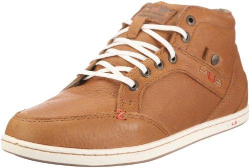 Hub Kingston CA-485 L01-03, Herren Sneaker, Braun (tob/wht), EU 44 (UK 9.5) (US 10)