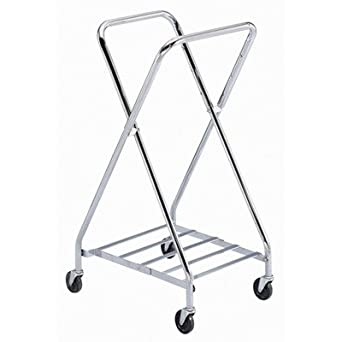 Amazon.com: Medline MDS80525 HAMPER, 18IN, With FOOT PEDAL