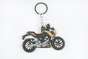 Amazon.com: KTM Motorcycle Bike Rubber Keyring / Keychain