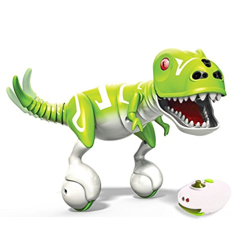 Zoomer Interactive Dino, Boomer, Green
