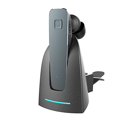 X-LIVE Bluetooth 片耳 イヤホン ワイヤレス ヘッドセット 高音質 小型軽量 マイク内蔵 充電クレードルBluetooth イヤホン