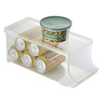 InterDesign Soda Can Holder for Refrigerator, Kitchen