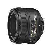 Nikon 単焦点レンズ AF-S NIKKOR 50mm f/1.8G フルサイズ対応