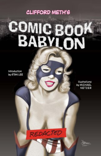 Clifford Meth's Comic Book Babylon, Mr. Media Interviews