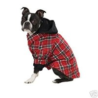 Pet Coats : Zack & Zoey The Logger - Dog Hoodie & Flannel ...