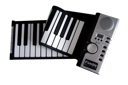 Electronic Soft Keyboard Piano Wholesale Roll up Piano 61 Keys Roll-up New Toy Play