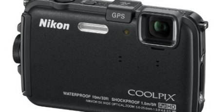 Nikon COOLPIX AW100 16 MP Digital Camera Review