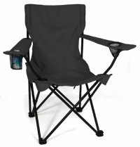Save Folding Tailgate Chair, Black Deal | Folding Camp Chair