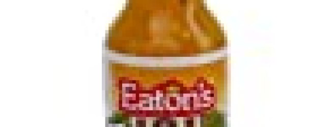 Eaton's Jamaican Scotch Bonnet Pepper Sauce