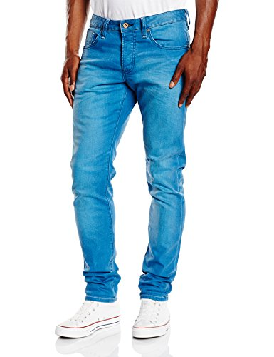 Scotch & Soda Herren Slim Jeanshose 99119985098 Ralston – Summer Spirit