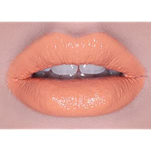 Lime Crime Cosmopop Opaque Light Orange Lipstick