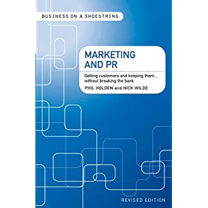 Marketing & PR on a shoestring