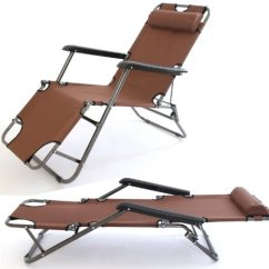Aluminium Reclining Garden Chairs Uk Wicker Occasional Chair #0n £ Charles Jacobs 2x Stylish Outdoor Foldable Sun Loungers (pair) / Reclining/camping ...