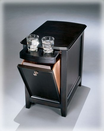 Buy Low Price Carlyle Chairside End Table By Famous Brand Furniture Hbs