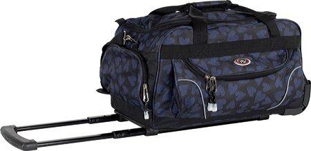 CalPak Champ 21 Inch Carry On Rolling Upright Duffel Bag