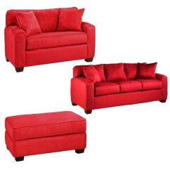 Luxe 2 Seat Sofa Slipcover Disney Minnie Mouse Bean Bag Chair Cheap Ottomans And Footstools Rating & Review: Capri ...