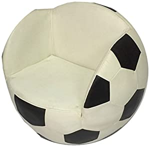 Amazoncom Sportech Youth Soccer Ball Chair Toys  Games