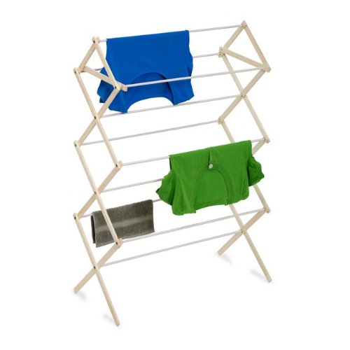 Wooden Clothes Drying Rack 5 Best Deals