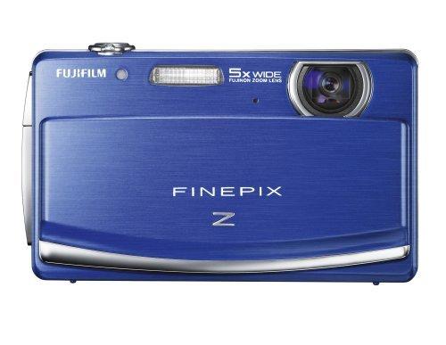 Fujifilm Finepix Z90 Digital Camera - Blue (14Mp, 5X Optical Zoom) 3 Inch Lcd