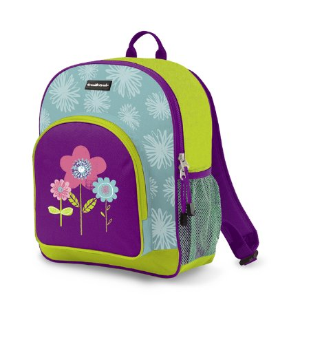 Crocodile Creek Pocket Flower Backpack