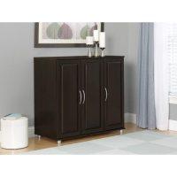 Amazon.com: Ameriwood 3-Door Storage Cabinet